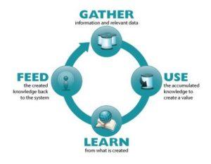 Data Feedback Cycle.